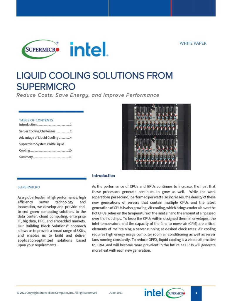 Want to Save Costs When Cooling Your Data Center?